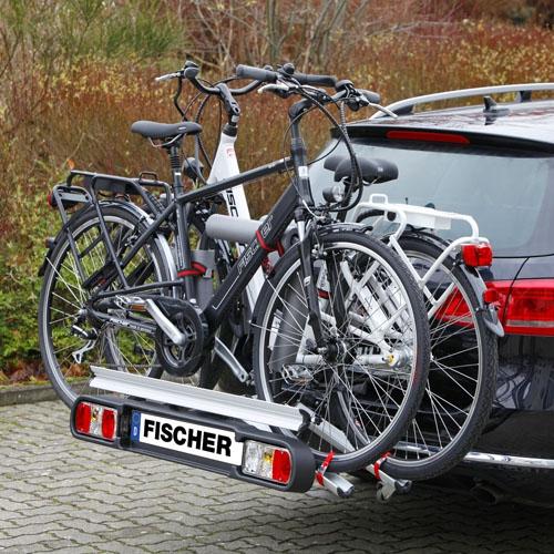 fischer e bike tr ger kupplungstr ger fahrradtr ger. Black Bedroom Furniture Sets. Home Design Ideas