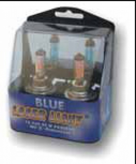 Blue Laser Light - Lampen Set H1 H4 H7