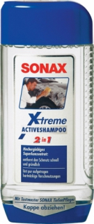 SONAX Xtreme ActiveShampoo 2 in 1 500 ml
