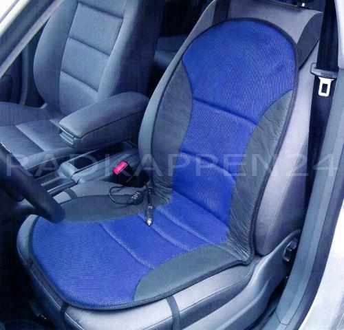 auto sitzheizung heizkissen f r s airbag 2 stufen blau. Black Bedroom Furniture Sets. Home Design Ideas