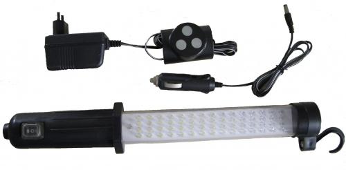 Akku Led Arbeitsleuchte Arbeitslampe Werkstattlampe 60 17 Led Spot