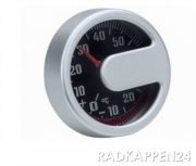 Thermometer Alulook rund
