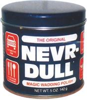 Nevr Dull Metall Polierwatte 142 g