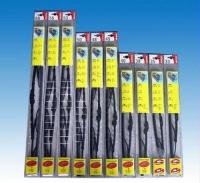 Paar uniTec Multi7 Wischerblätter Scheibenwischer 530 mm