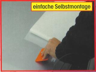 Steinschlag-Schutzfolien Set Lackschutz Folie