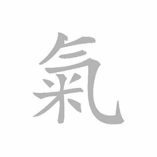 Auto Tattoo China Zeichen silber