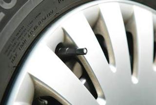 Ventilverlängerungen Ventilverlängerung 40 mm Set 4 Stück