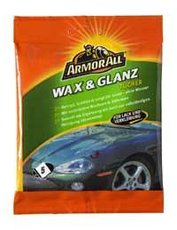 ArmorAll Wax und Glanztücher