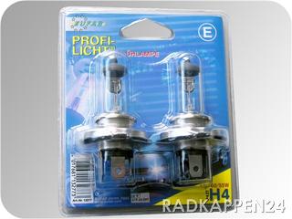 Halogen-Autolampe H4 2er Set