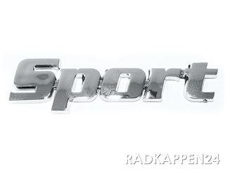3D Car-Logo, Sport