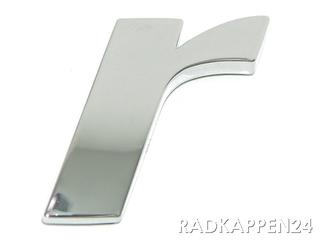 """3D Car-Logo, Kleinbuchstabe """"r"""""""
